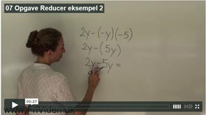 07 Reducer eksempel 2