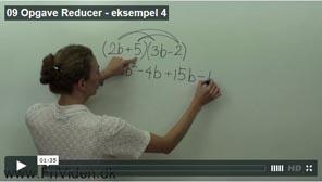 09 Reducer eksempel 4